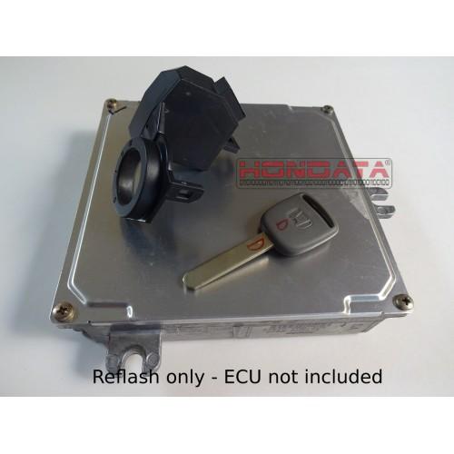 Reflash RSX Type S KA - Acura rsx type s ecu