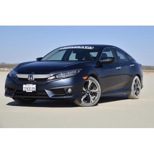 2019 Civic Sedan Restyled Sporty Design: Hondata FlashPro Civic 1.5 Turbo 2016